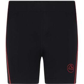 La Sportiva Triumph Tight Shorts Women, zwart/roze